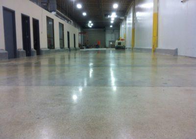 Concrete Floor Warehouse