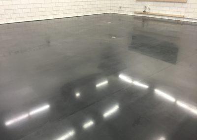 Epoxy Floor Finished